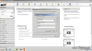 Video Getting Started with Act! Premium and Mobile (Act! Tutorial) download MP3, 3GP, MP4, WEBM, AVI, FLV Maret 2018
