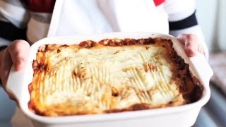 Ma Holt's Cookalong - Shepherd's Pie And Bread & Butter Pudding