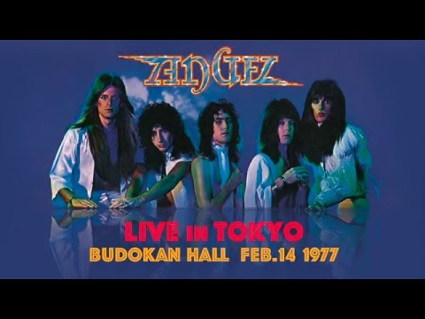 ANGEL Live At Budokan 1977 (Audience Recording)