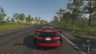 The Crew 2 - 2017 Audi RS3 LMS Gameplay