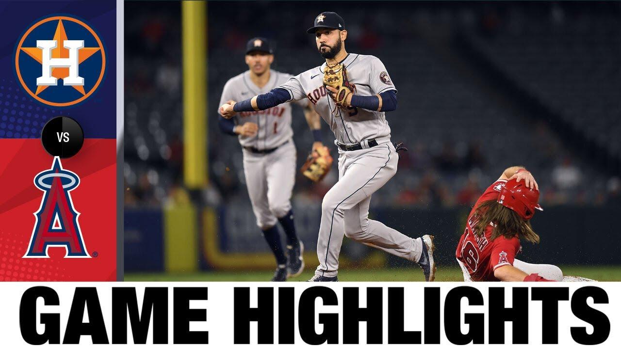Download Astros vs. Angels Game Highlights (9/20/21)   MLB Highlights