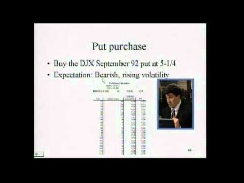 Don Fishback: Puts