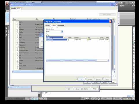 PROCAD NetCafe AutoCAD Civil 3D 2010 - Projekt Parkingu