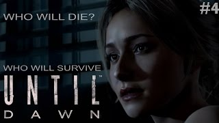 GOODBYE EMILY - UNTIL DAWN #4