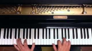 Tutorial piano y voz Mamy blue ( The  Pop Tops )