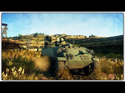 WORST TANK IN GAME - Type 60 ATM - War Thunder RB Gameplay