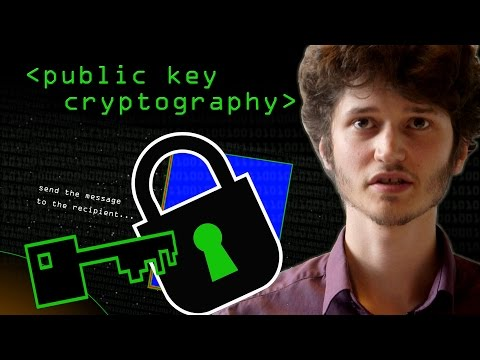 Public Key Cryptography - Computerphile