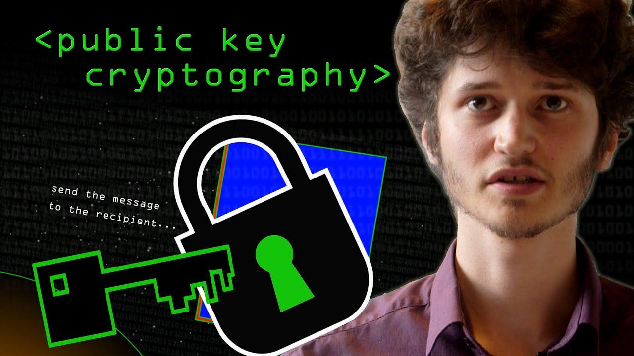 Public Key Cryptography – Computerphile