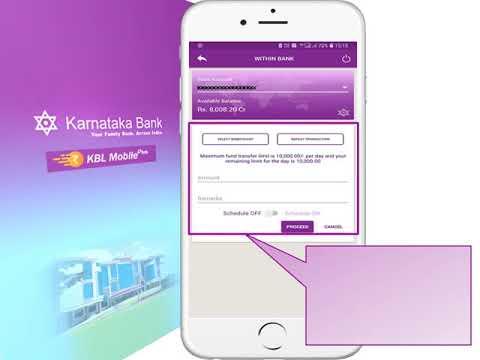 kbl mobile banking app