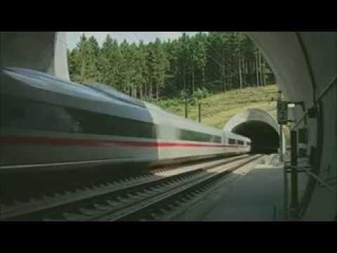 Tren Rapido Aleman ICE3 ICE
