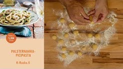 Palsternakka-picipasta