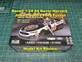 Revell 1/24 #4 Kevin Harvick Jimmy John's Ford Fusion  Model Kit Review 85-4218