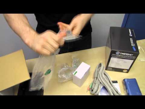 Trendnet TK-204UK DVI USB Audio 2 Port KVM Switch Unboxing & First Look Linus Tech Tips