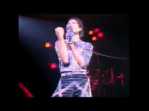 The Jacksons - Can You Feel It / Heartbreak Hotel - Live Triumph Tour Providence 1981