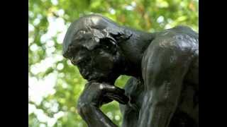 Museum Without Walls™: AUDIO - The Thinker by artist Auguste Rodin