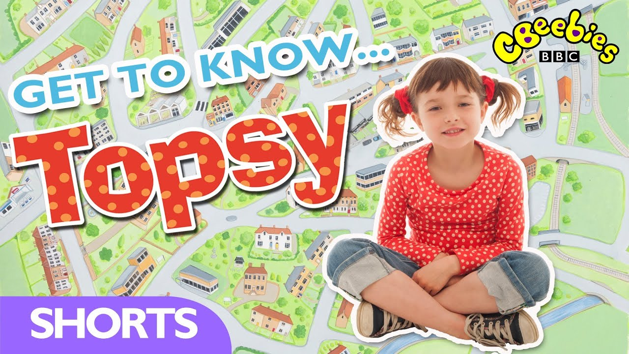 Download Get to Know Topsy from Topsy and Tim - CBeebies