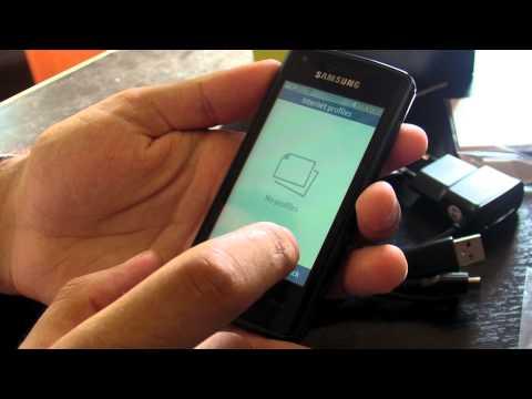 Samsung S5780 Wave578 review HD ( in Romana ) - www.TelefonulTau.eu