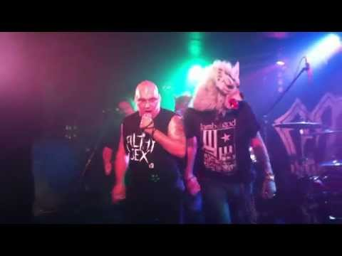 "Wolfsbane ""Manhunt"" Live @ The Asylum Birmingham 23/10/2015"