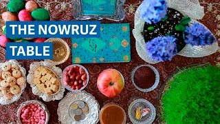 During nowruz, the persian new year celebration, each vibrant item on haftseen table has its own symbolic meaning.subscribe: https://goo.gl/kddpxufollow ...