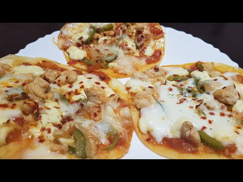 How To Make Pizza PanCake | Eid Special 2020 Recipe | By Foodiesta