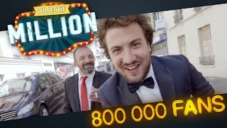 OBJECTIF MILLION : 800 000 Fans - Ludovik