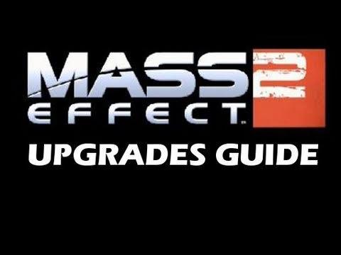 Mass Effect 2:  Arrival: Upgrades walkthrough