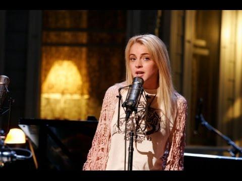 Lindsay Lohan Frankie Johnny Official Music Video Scene Of A Prairie Home Companion