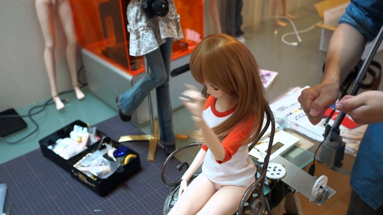 Pulleys For Sale >> Pulley System Smart Doll Prototype - YouTube