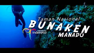 Download Video Taman Nasional Bunaken: Surga Laut di Bibir Samudra Pasifik MP3 3GP MP4