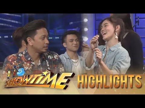 It's Showtime PUROKatatawanan: Jhong and Ate Girl battles for the laugh