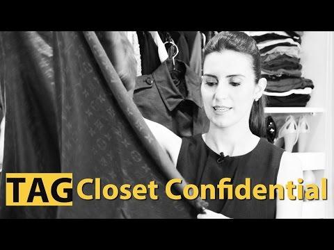 Tag Closet Confidential | Um pouquinho do meu guarda roupa