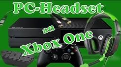 PC-Headset an Xbox One Controller anschließen/nutzen - Chat Adapter ALLE INFOS