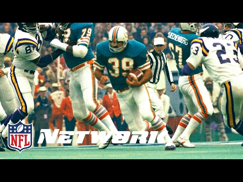 Legends of the Super Bowl: Larry Csonka Powers the Dolphins to Perfection | NFL Now
