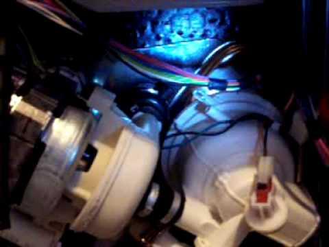 2/2]: riparando una lavastoviglie Ariston LI 620... - YouTube