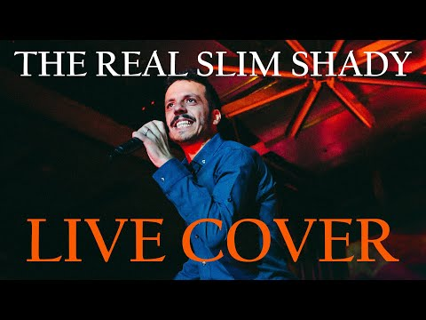 Tony Baboon - Real Slim Shady/Evil Deeds (Live Cover)