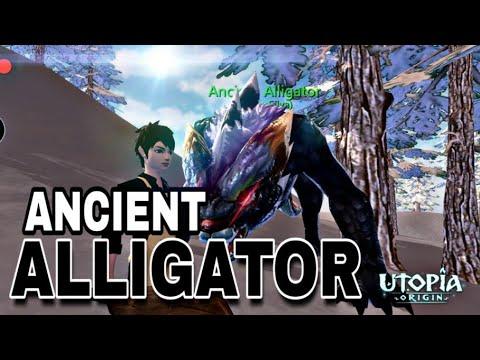 Utopia Origin: ANCIENT ALLIGATOR