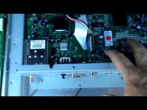 scrapping a flat screen TV and make over $200!!!
