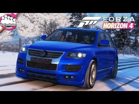 FORZA HORIZON 4 #186 - Drehmoment-Monster Touareg - DWIF - Let's Play Forza Horizon 4 thumbnail