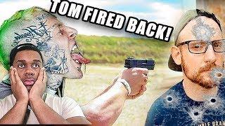 "DID HE TAKE IT TOO FAR?! Tom MacDonald - ""Mac Lethal Sucks"" (MAC LETHAL DISS #2) REACTION"
