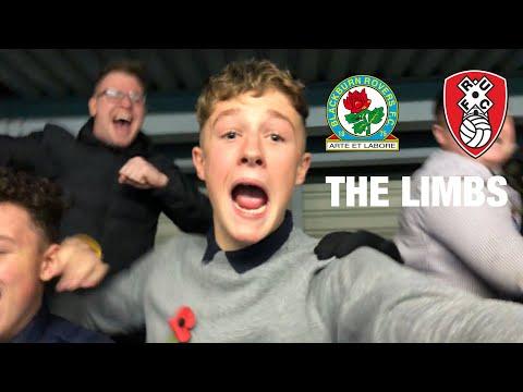 OMFG!!! *VLOG* Blackburn rovers vs Rotherham