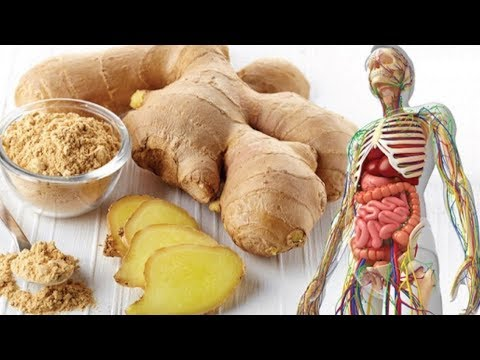 If You Eat Ginger Every Day for 1 Month and THIS Will Happen to Your Body!
