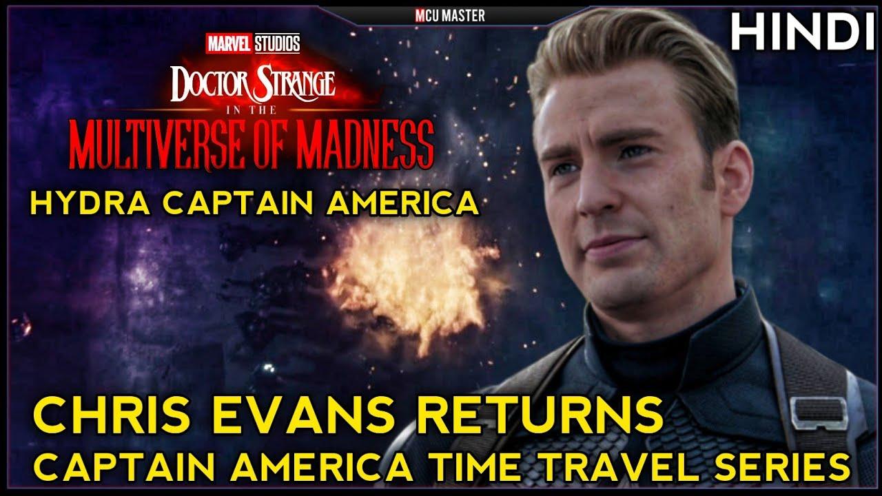 Captain America Returns   Hydra Captain America Doctor Strange 20 Captain  America Time Travel Series