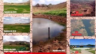 Em Pereiro população sofre com a seca e racionamento de água há 5 Anos