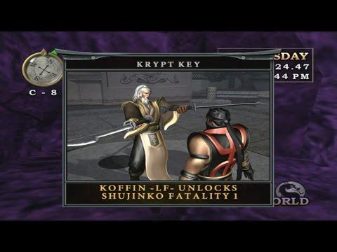 Mortal Kombat : Deception - Konquest Walkthrough [Pt 13/13 - Clean Up]