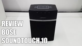 Review Bose Soundtouch 10 Altavoz Bluetooth Multiroom