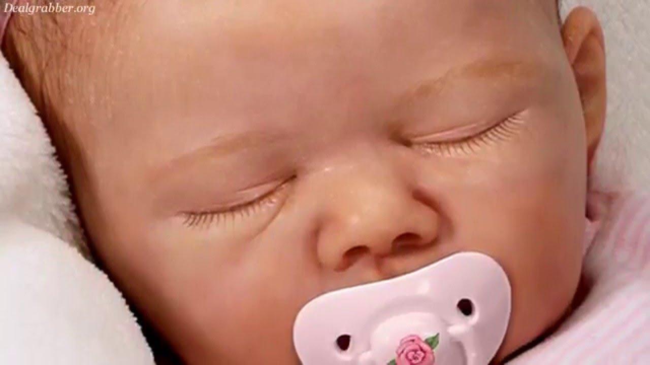Rock A Bye Baby Doll By Ashton Drake Youtube
