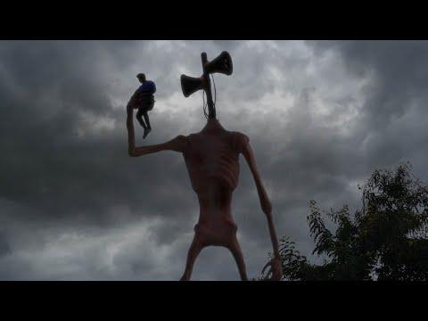 Siren Head Returns- Horror Short Film