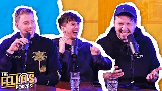 KSI Gifting Callux $1,000,000, Life Saved by Vikkstar & How To Build A Brand!  - FULL PODCAST EP. 17