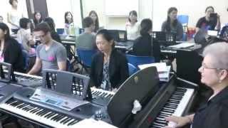 Malaysia Harmony Road Music Training