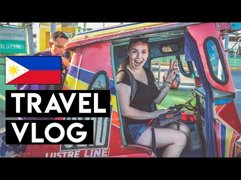 HOW TO TRAVEL from Cebu to Bohol - The Philippines